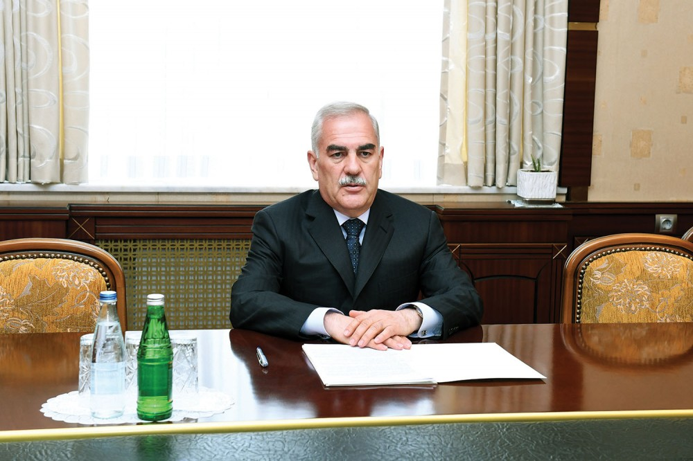 Chairman of Nakhchivan Supreme Assembly meets with İndonesian Ambassador