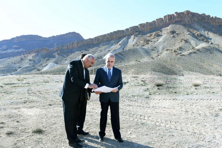 Daridagh arsenic water treatment and recreation complex to be constructed in Julfa district